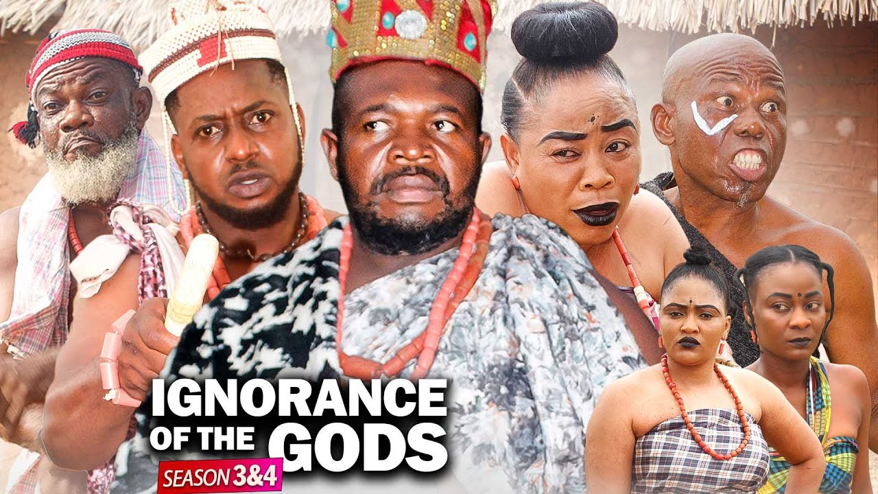 Download IGNORANCE OF THE GODS EPISODE 4 (New Hit Movie) 2021 LATEST NIGERIAN VILLAGE MOVIE/ NOLLYWOOD MOVIE