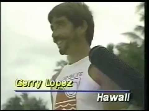 Pipeline Masters 1985 Pt 1 Gerry Lopez Terry Ahue Hans Hedemann Mark Occhilupo Dane Kealoha