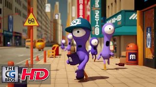 "CGI Animated Shorts HD: ""Johnny Express"" - by AlfredImageworks"