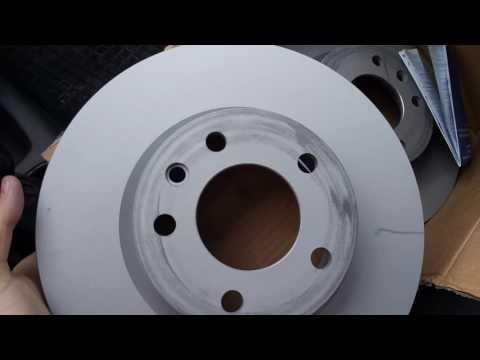 тормозные диски АТЕ 24012401191, Opel Omega B 2.0