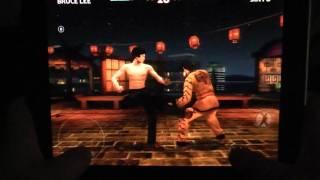 iPad App Review #3 - Bruce Lee Dragon Warrior HD, Hero of Sparta HD