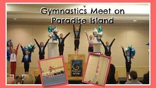 Gymnastics 2015-16 Meet #4 | Flippin' Katie