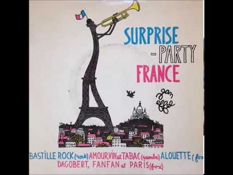 Pierre Spiers - Amour vin & tabac (french samba based on traditionnal tunes)
