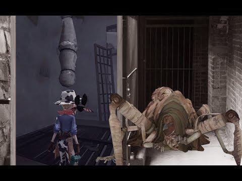 第五人格:地下室倒挂的尸体到底是谁,四个细节说明这是蜘蛛的窝点