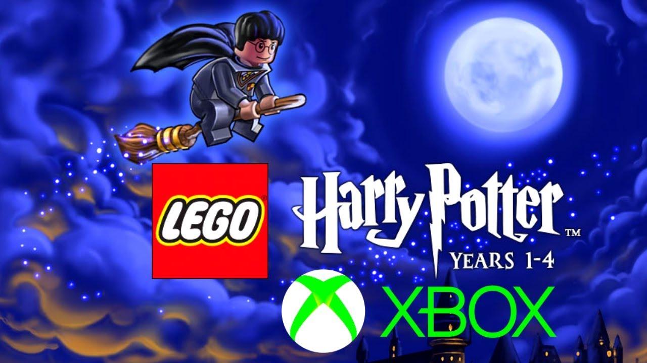 New Lego Harry Potter Xbox One Years 1 4 Lego Harry Potter