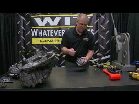 030818 Whatever It Takes Transmission RE0F10A JF011E Workshop