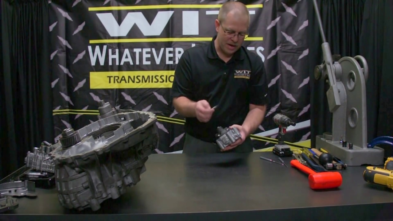Whatever It Takes Transmission Parts