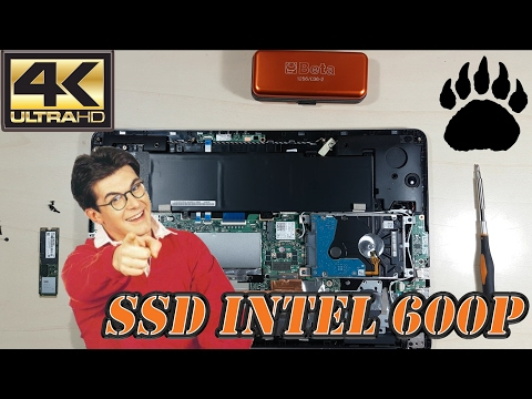 SPEED UP YOUR NOTEBOOK - ASUS K501UQ - SSD NVMe UPGRADE ITA