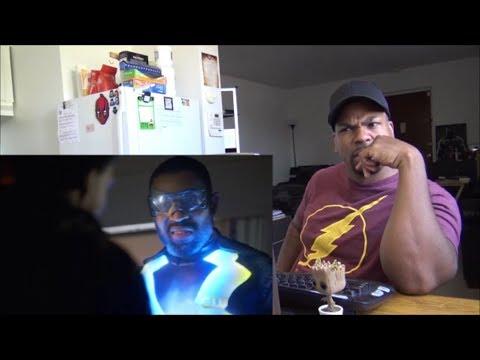 Black Lightning | First Look Trailer | REACTION!!!
