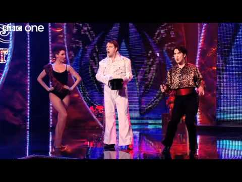 Pete Firman and Adam Woodyatt's Vegas Tribute - The Magicians - Series 2 Episode 4 - BBC One