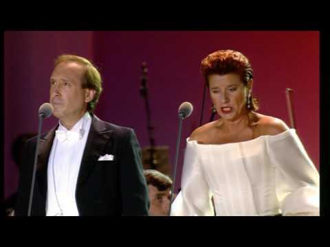 Agnes Baltsa 'C'est Toi!… C'est Moi!' Carmen Final Scene (Neil Shicoff, Dresden, 1998)