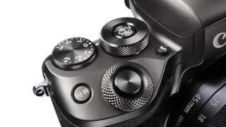 Обзор беззеркалки Canon EOS M5 на Photokina 2016