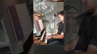 The Bells of Notre Dame - Reprise (Disney The hunchback of Notre Dame) Organ