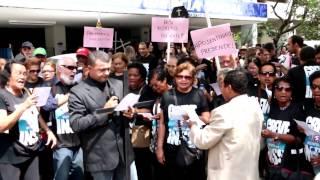 Paródia do Funeral do Lavrador/Servidor - Sindsprev Pernambuco