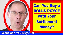 Can You Buy a ROLLS ROYCE With Your Lawsuit Settlement Money? NY Attorney Gerry Oginski Explains