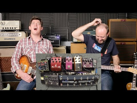 That Pedal Show – Delay Basics: Uses, Misuses & Why Quick Delay Times Are Awesome