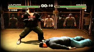 Def Jam Fight for NY Lil Punk Storymode Part 4