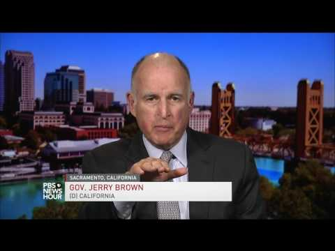 Gov. Jerry Brown: Trump's move to reject Paris agreement hurts America and will cost jobs