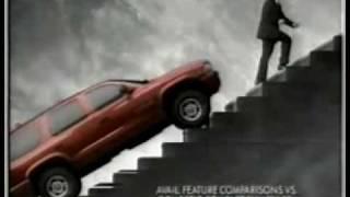 1998 Edward Herrmann Dodge Durango Commercial