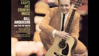 Bill Anderson The wild side of life