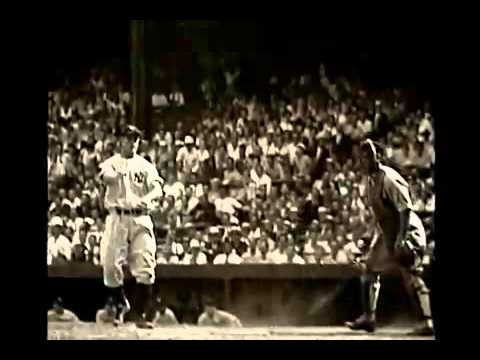Lou Gehrig and babe ruth swinging.mp4