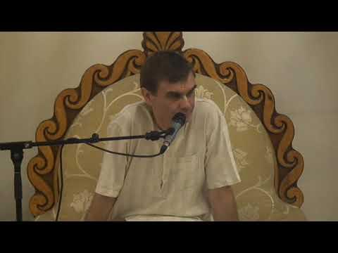 Бхагавад Гита 2.49 - Вишну-таттва прабху
