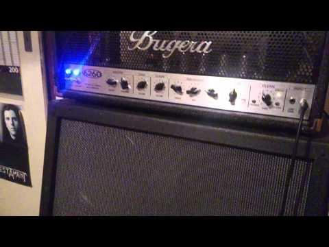 Bugera 6260 - Metal tone