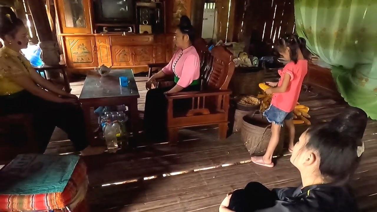 phim tiếng Thái ll sống chụ sòn sào ll tập 116 (Tiến dặn người yêu) phim cổ tích dân tộc Thái