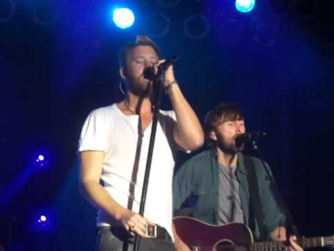 Brand New Lady Antebellum song! Lie With Me!