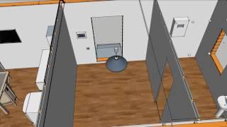 видео Проект электроснабжения квартиры