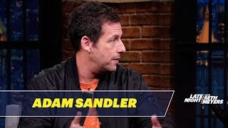 Adam Sandler Reveals the Origin of SNL's Herlihy Boy