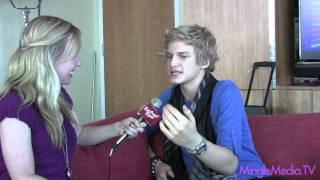 Cody Simpson @CodySimpson w/@RadioDisney's