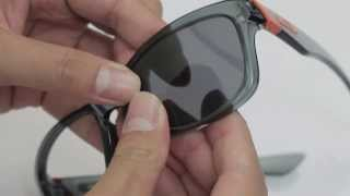 Oakley Jupiter Sunglasses Lenses Replacement(Installation/Removal)