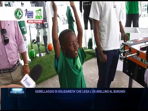 Vicini al Burundi - Gemellaggio di Solidarietà