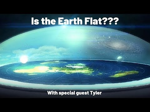 Is The Earth Flat? | CT&C 10/29/19 thumbnail