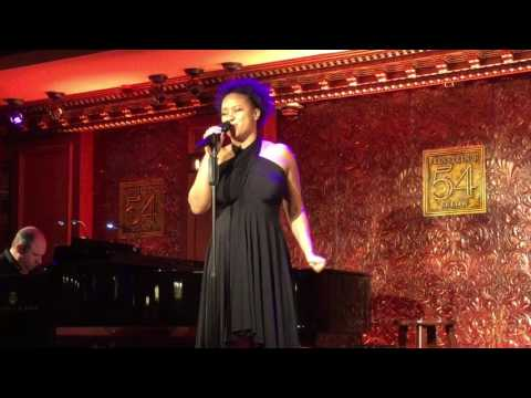 Falsettos Tracie Thoms Makes Her Feinstein's54 Below Debut!