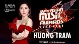 Hương Tràm nhận giải thưởng 'Nghệ sĩ châu Á xuất sắc nhất' tại MAMA 2018