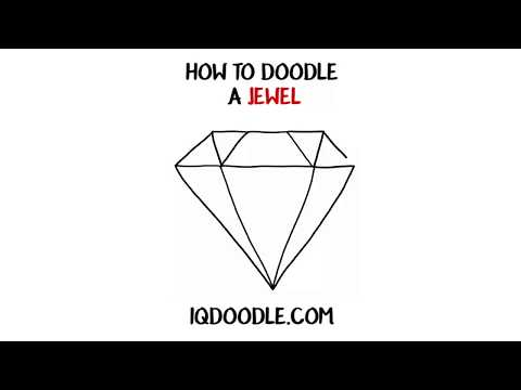 How to Draw a Jewel (drawing tips)