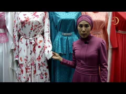 Уфимский дизайнер создает мусульманские наряды