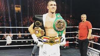 (KO in 7) Callum Smith vs George Groves | WBSS Super-Middleweight winner | SPOILER