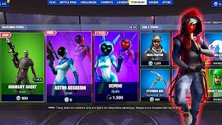 *NEW* FORTNITE ITEM SHOP UPDATE RIGHT NOW! (August 27th NEW SKINS) EPIC BROKE FORTNITE!