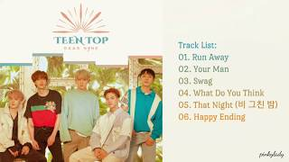 [MP3/AUDIO] TEENTOP (틴탑) - DEAR. N9NE FULL ALBUM