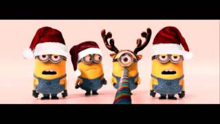 Christmas Waltz Carpenters Minions Cover