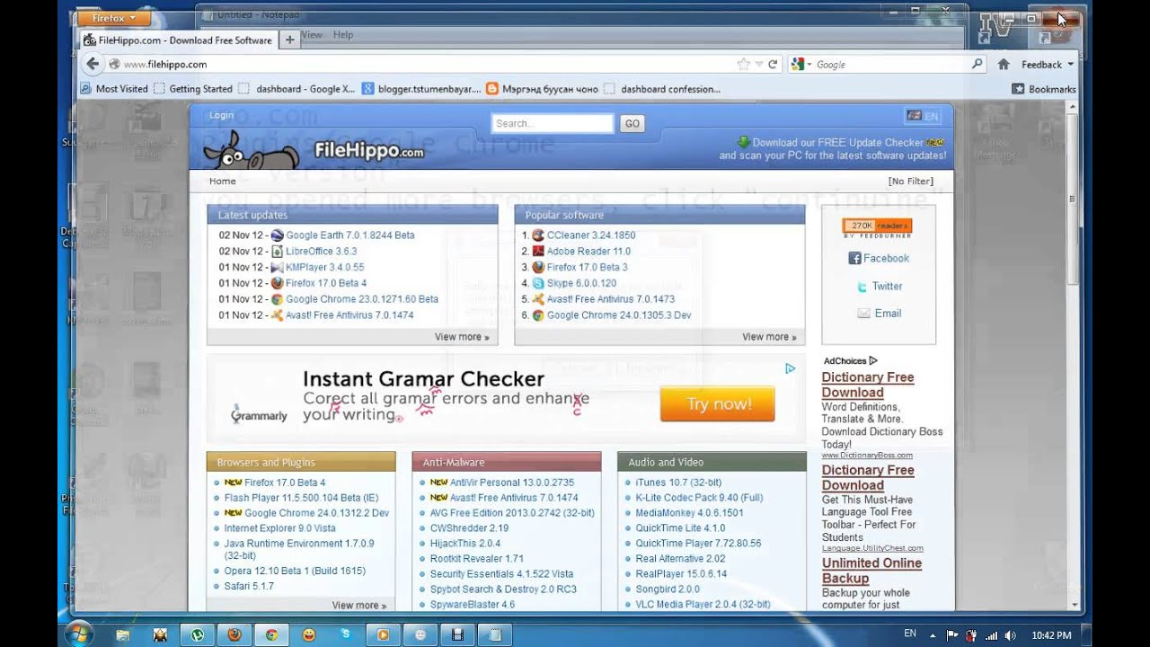 Trend micro hijackthis portable download.