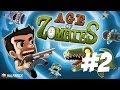 PS Vita - Age of Zombies Gameplay Playthrough Part 2 - The 1930s