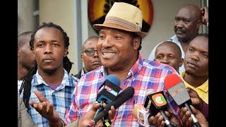 """Governor Waititu: """"Carry rivers away"""" instead of demolishing building on riparian land"""