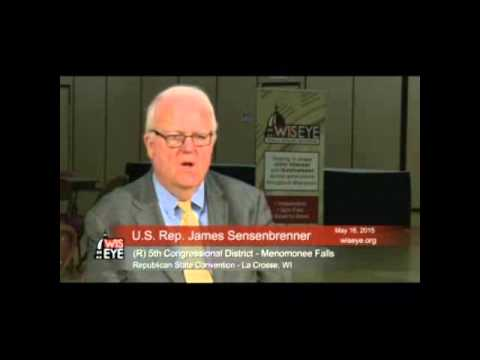 Newsmakers: U.S. Rep. Jim Sensenbrenner