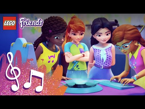 Zoom Zoom Zoom – LEGO Friends – Music Video
