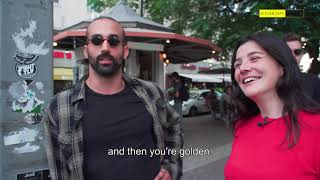 Israelis Give Advice on Dating Israelis - Part 2