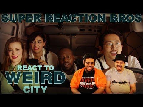 SRB Reacts to Weird City Official Youtube Original Trailer